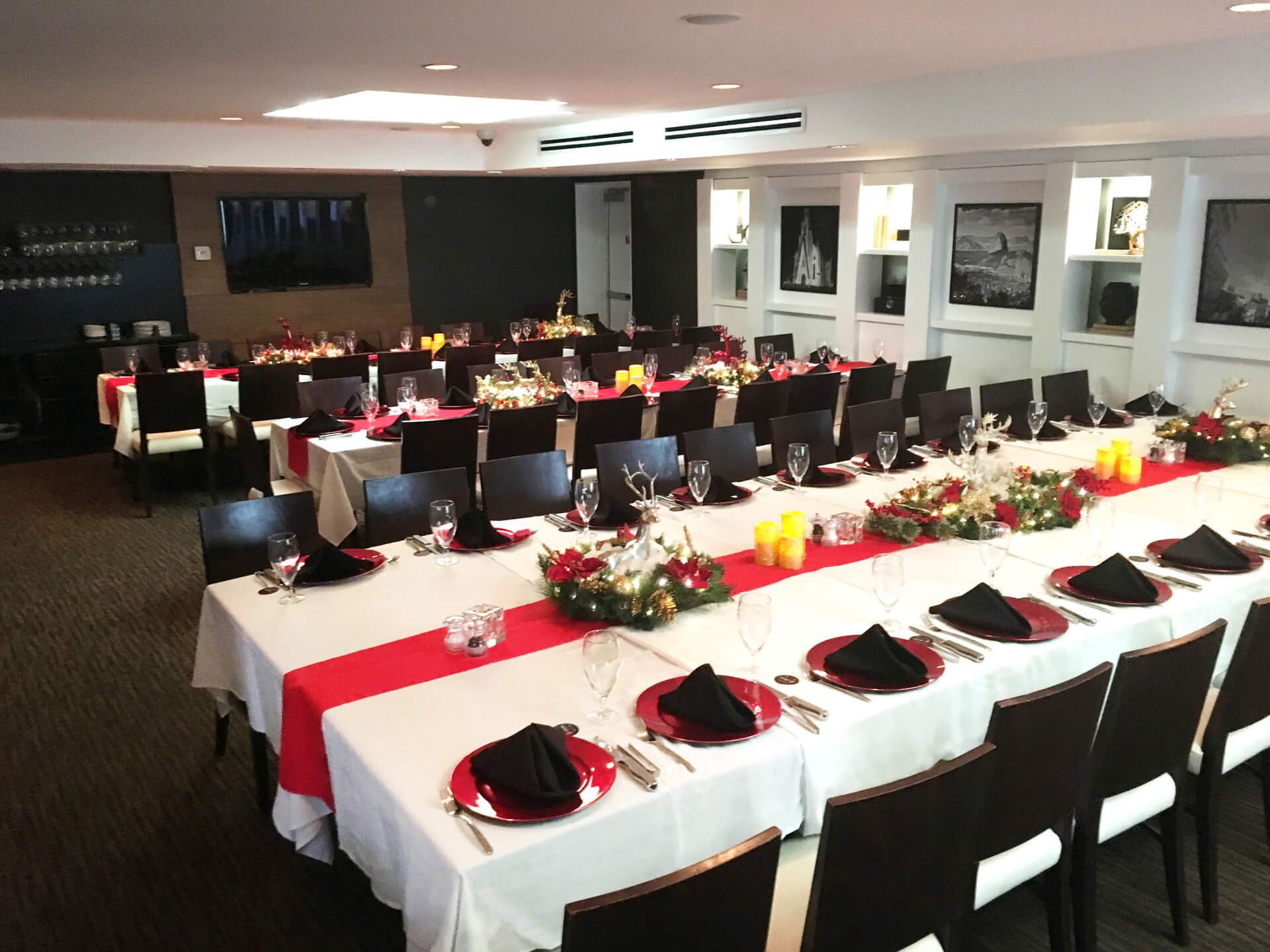 Five More Reasons to Celebrate the Holidays at Chima Steakhouse
