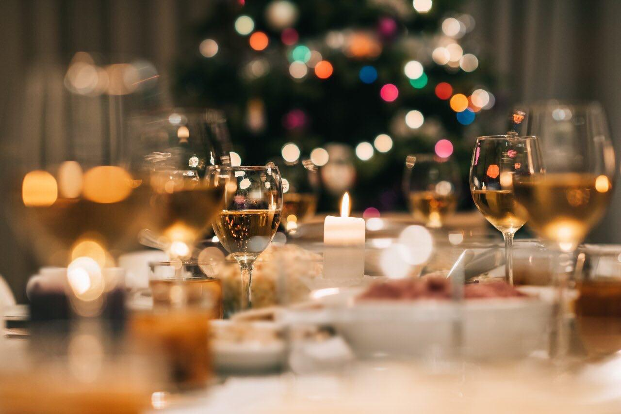 Eat, Drink, and Be Merry! Happy Holiday Dinners at Chima