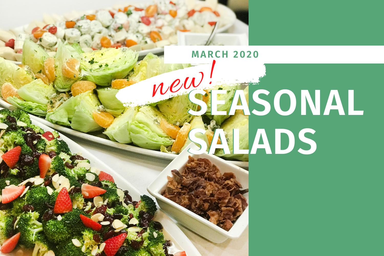 Spring Into Freshness With Chima's New Seasonal Salads